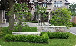 Landscaping & Planting